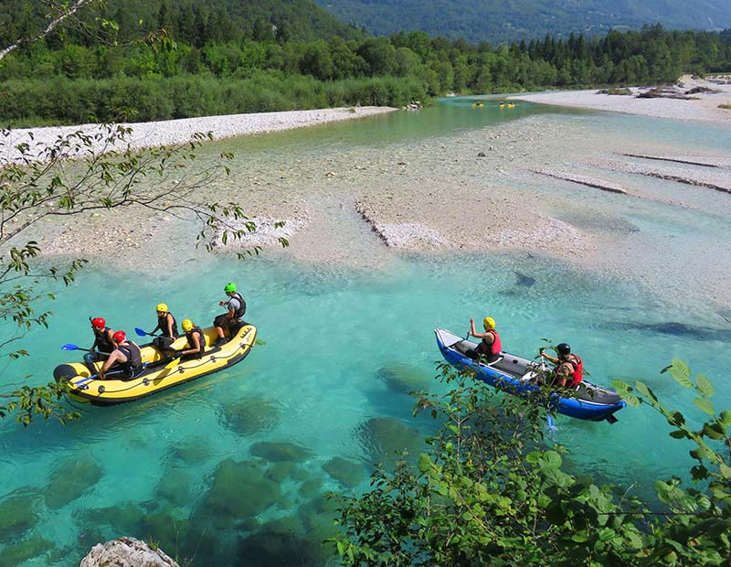 Passeio Kayak