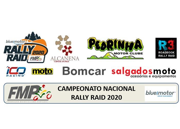 CNRR Raid Bluemotor 2020 - Alcanena