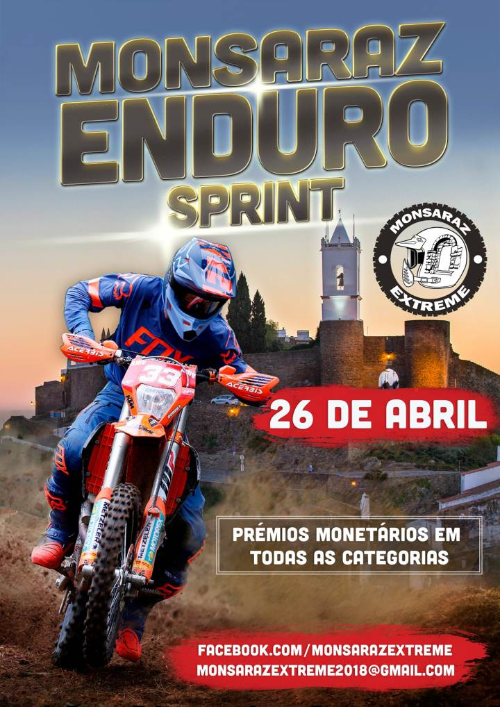 1º Monsaraz Enduro Sprint