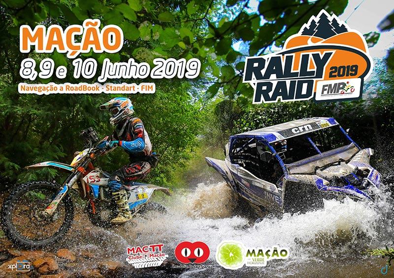 Campeonato Nacional Rally Raid 2019
